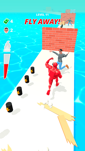 Muscle Rush - Smash Running Game PC screenshot 1