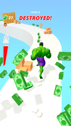 Muscle Rush - Smash Running Game PC screenshot 2