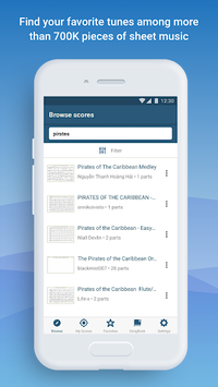 MuseScore: view and play sheet music pc screenshot 1