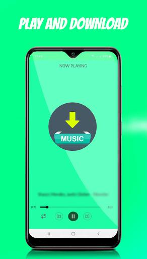 Download Music MP3 - Free Music downloader pc screenshot 1
