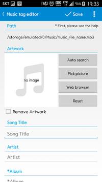 Star Music Tag Editor pc screenshot 1