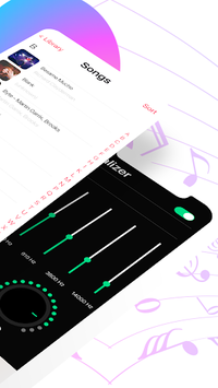 Music I.O.S 12 - Music Player I.Phone X pc screenshot 1
