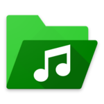 Folder Music Player - Folder Player,Music Player. for pc logo