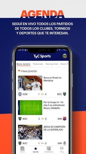 TyC Sports PC screenshot 2