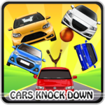 Cars Knock Down game icon