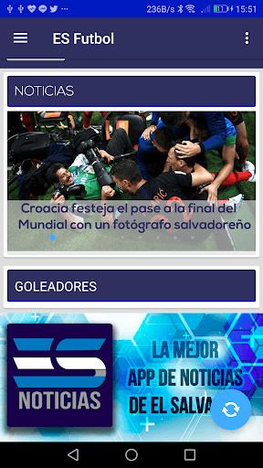 El Salvador Fútbol PC screenshot 2