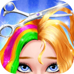 Hair Stylist Fashion Salon 2: Girls Makeup Dressup icon
