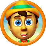 My Talking Pinocchio icon