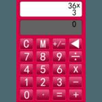 Colorful calculator for pc logo