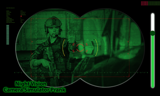 Night Vision Camera Simulated pc screenshot 1