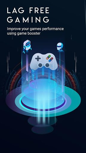 Game Booster - Speed Up & Live Stream Games pc screenshot 1