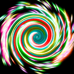 Glow Spin Art for pc logo