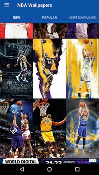 NBA Wallpapers pc screenshot 1