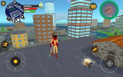 Stickman Superhero pc screenshot 1