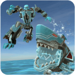Robot Shark icon