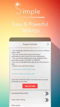 Ringing Flashlight pc screenshot 1