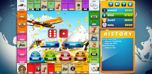 Blackjack game play
