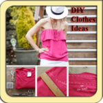 DIY Clothes Ideas icon