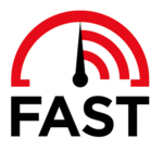 FAST Speed Test for pc logo
