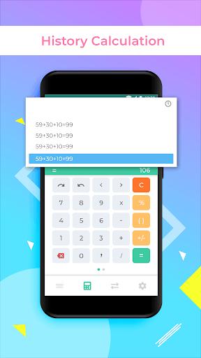 Calculator - Free Calculator pc screenshot 1