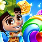 Gemmy Lands - Match-3 Games for pc logo