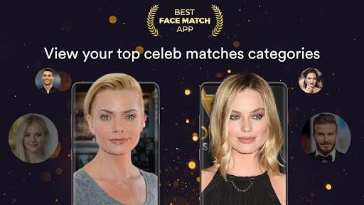 Face Match: Celebrity Look-Alike, Photo Editor, AI pc screenshot 1