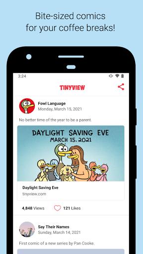 Tinyview Comics PC screenshot 1