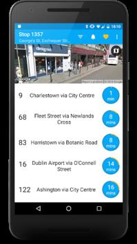 Dublin Bus: Next Bus Dublin Free pc screenshot 1