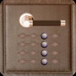 Leather Door Lock icon