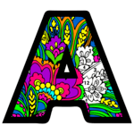 Alphabets Color by Number Book: Pixel Art Coloring for pc logo