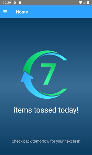 Toss - Declutter Fast & Easy PC screenshot 2