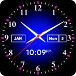 Always on Display: Edge Light & Amoled Clock Free icon