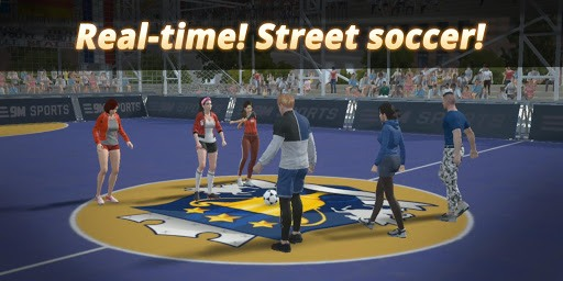 Extreme Football:3on3 Multiplayer Soccer PC screenshot 1