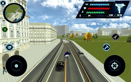Superhero pc screenshot 1