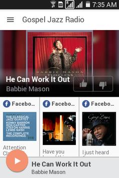Gospel Jazz Radio pc screenshot 1