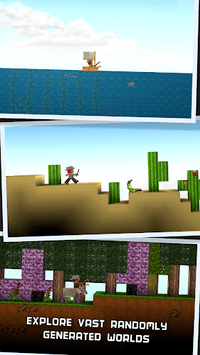The Blockheads pc screenshot 1