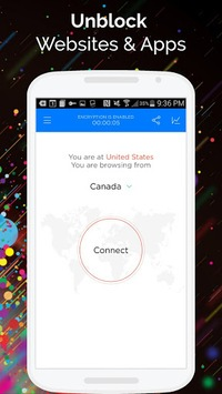 Touch VPN -Free Unlimited VPN Proxy & WiFi Privacy pc screenshot 1