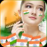 Indian Flag DP Maker Photo Frame 2018 icon