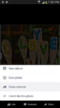 Download Photos for Facebook pc screenshot 1