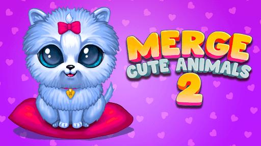 Merge Cute Animals 2: Pet merger PC screenshot 1