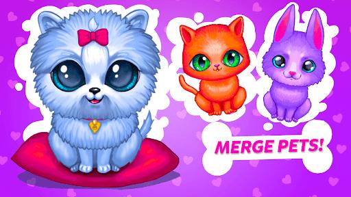 Merge Cute Animals 2: Pet merger PC screenshot 2