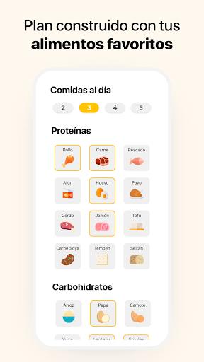 FITIA - Nutrición Inteligente. Baja de Peso Fácil PC screenshot 2