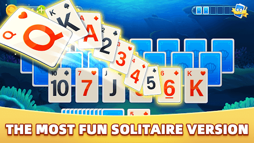 Oceanic Solitaire: Free Card Game PC screenshot 2