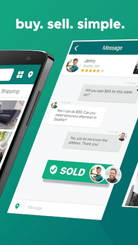 OfferUp - Buy. Sell. Offer Up pc screenshot 2