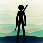 Stick Fight: Shadow Warrior for pc logo