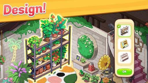 Ohana Island - Design Flower Shop & Blast Puzzle PC screenshot 2
