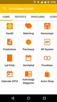 AstroSage Kundli : Astrology PC screenshot 1
