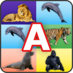ABC Animals Game for Toddlers icon
