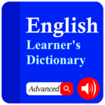 Advanced English Dictionary icon