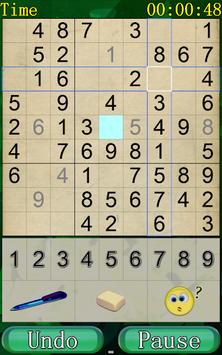 Sudoku PC screenshot 3